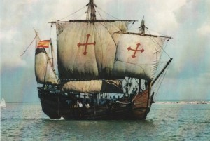 nina pic 300x201 Christopher Columbus Ships: Vessels that Discovered America