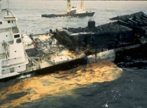 oil spill1 300x220 What is Ship Oil Pollution Emergency Plan (SOPEP)?