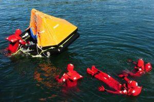 12177338fa0cdb89cb65dcfeae9f grande 300x199 Life Raft Release System and Launching Procedure