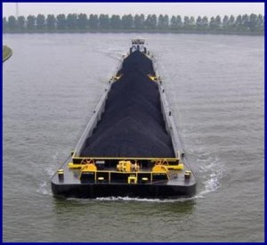 dry bulk1 300x275 Different Types of Barges Used in the Shipping World