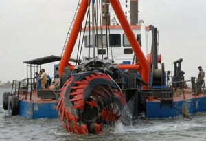 home 300x205 Different Types of Dredgers Used in the Maritime Industry