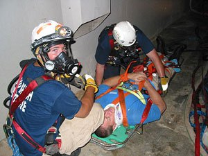confined space rescue How to Rescue a Person from a Confined Space on a Ship?
