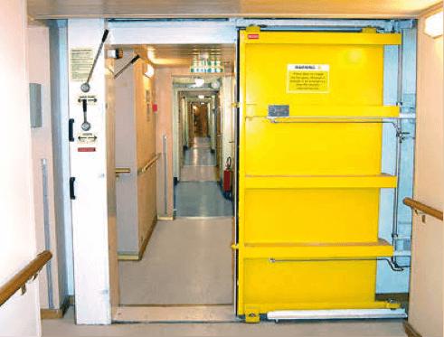 Watertight Doors.