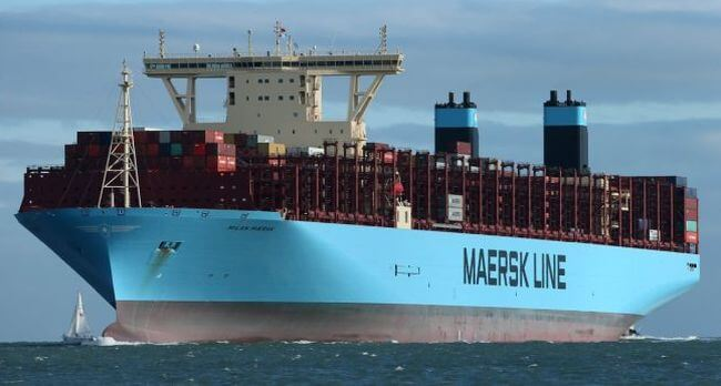 top 10 shipping lines control almost 90 of the deep sea market