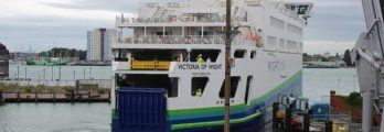 Victoria-of-Wight-berths-at-Portsmouth